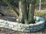 Faux Stone timbers